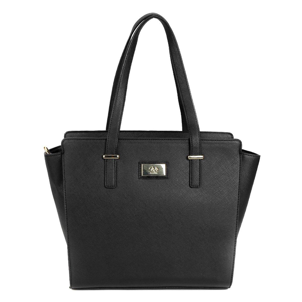 eade40d91 Bolsa WJ Shopper Básica Logo - Compre Agora | Zattini