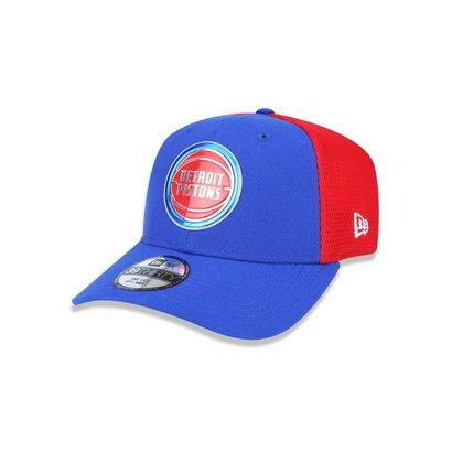 Bone 3930 New Era Detroit Pistons NBA Aba Curva