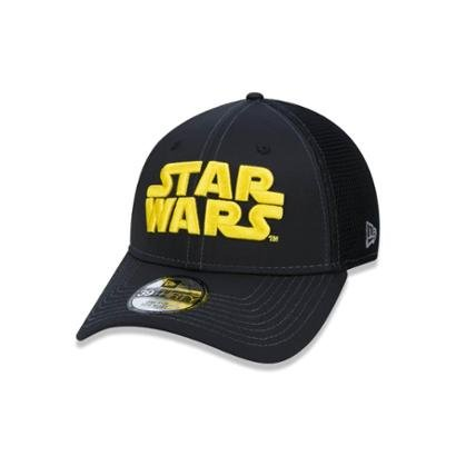 Boné 3930 Star Wars Aba Curva New Era