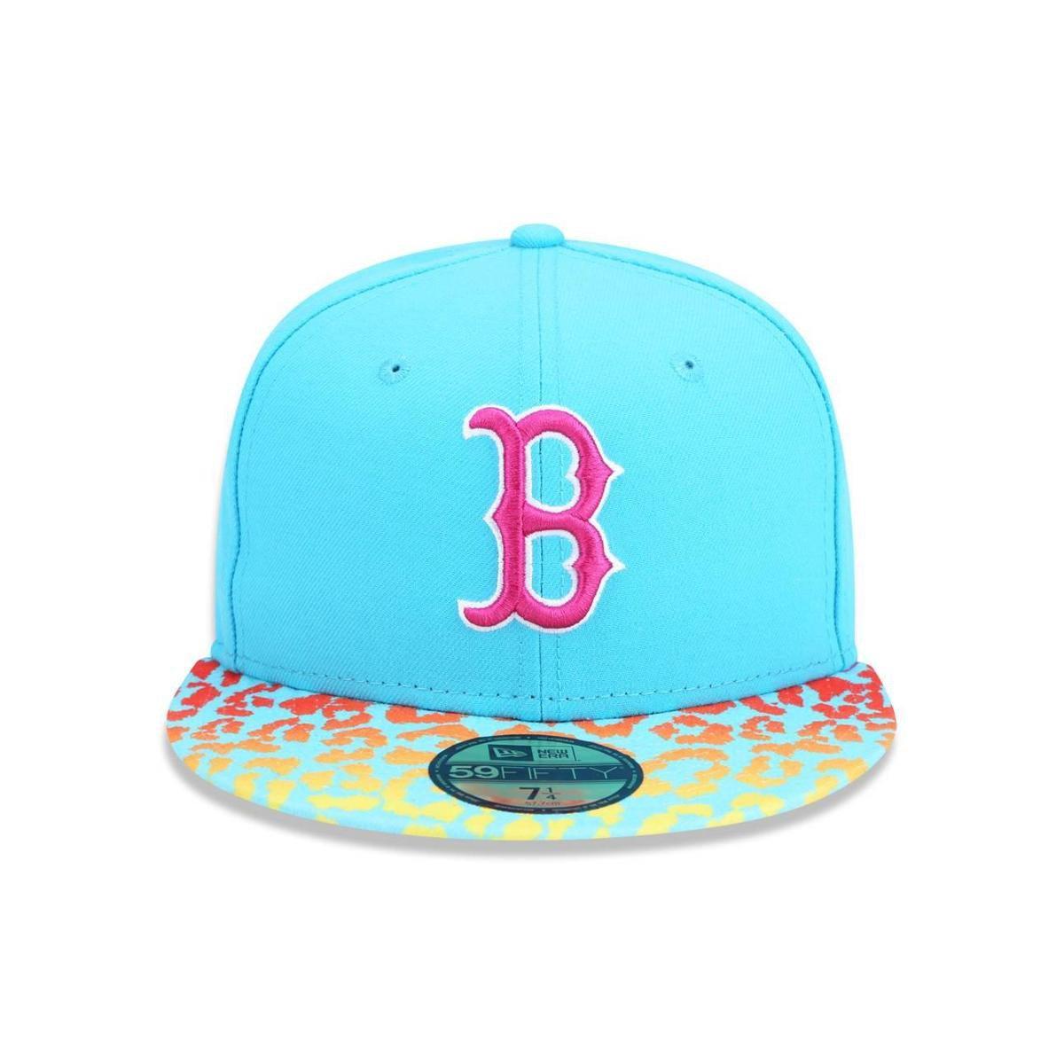 Boné 5950 Boston Red Sox MLB Aba Reta New Era - Compre Agora  bcb6a43c28e