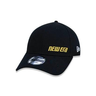 Bone 920 Branded Aba Curva Strapback New Era