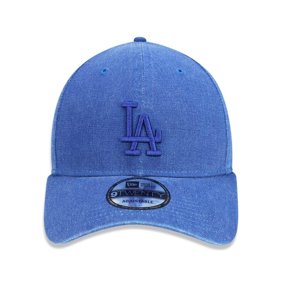 Bone 920 Los Angeles Dodgers MLB New Era - Azul - Compre Agora  32847cf9dbb