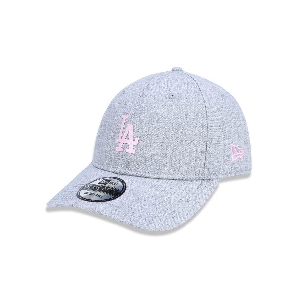 ... Aba Curva Strapback Cinza Pink New Era Ver mais. Permaneça conectado. Bone  920 Los Angeles Dodgers MLB New Era ... 1a996788883
