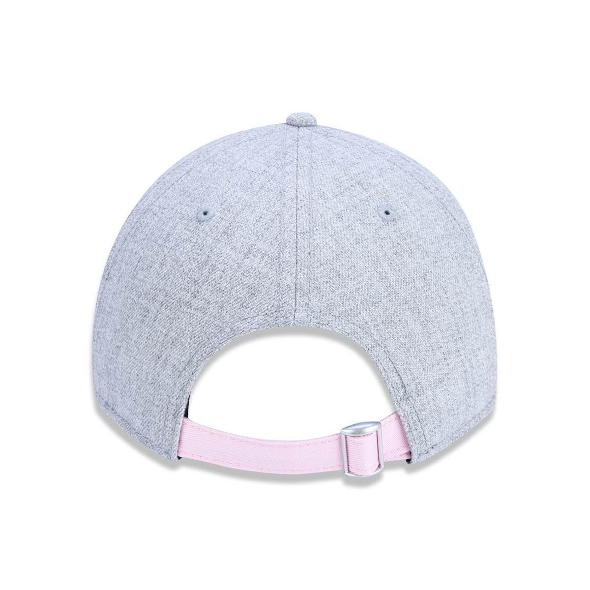 Bone 920 Los Angeles Dodgers MLB New Era - Cinza e Pink - Compre ... 7505effde7c