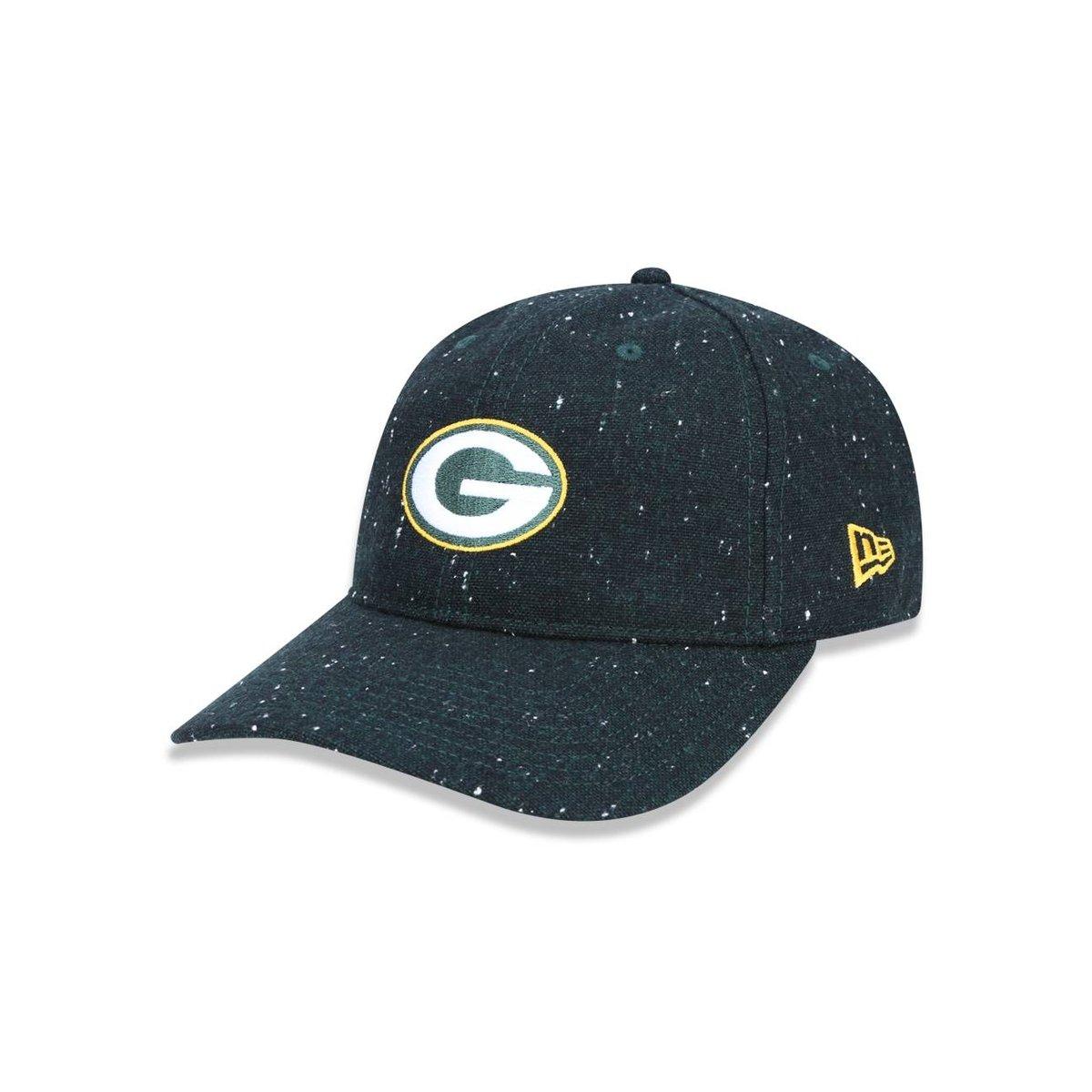 891d16be9 Boné 940 Green Bay Packers NFL Aba Curva Snapback New Era - Compre Agora
