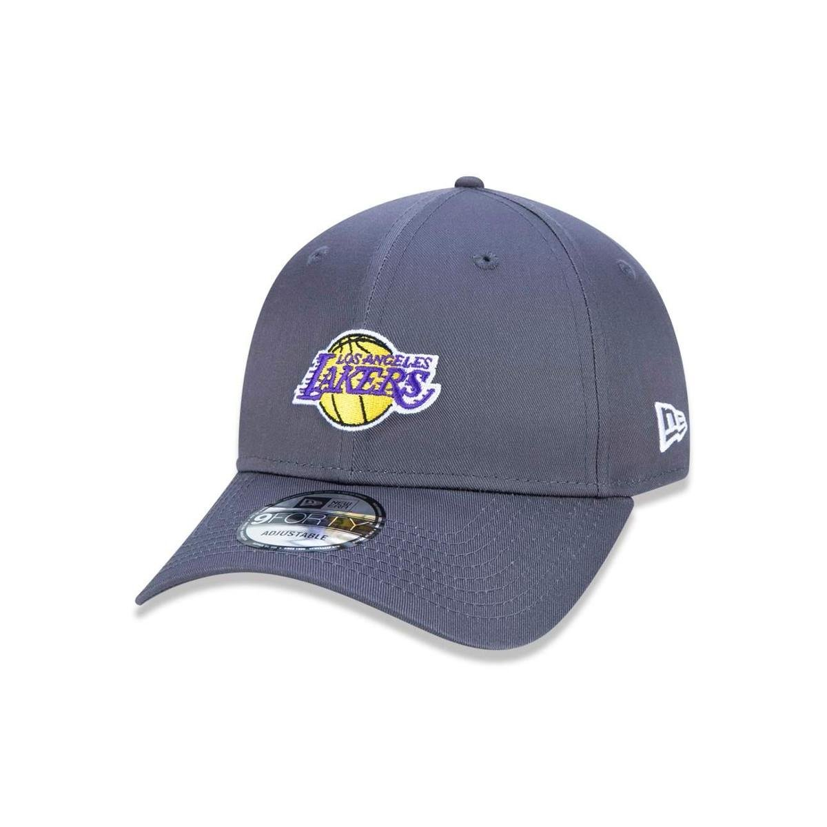 Boné 940 Los Angeles Lakers NBA Aba Curva Snapback New Era - Compre ... 7e93bb305b9