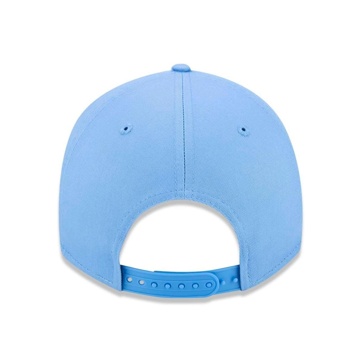 Boné 940 New York Yankees MLB Aba Curva Snapback New Era - Azul ... 2da1a2b6b6a