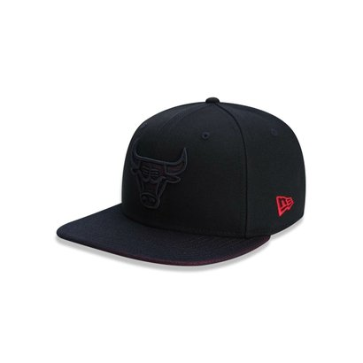 Boné 950 Original Fit Chicago Bulls NBA Aba Reta Snapback New Era - Compre  Agora  c2deaa1b019