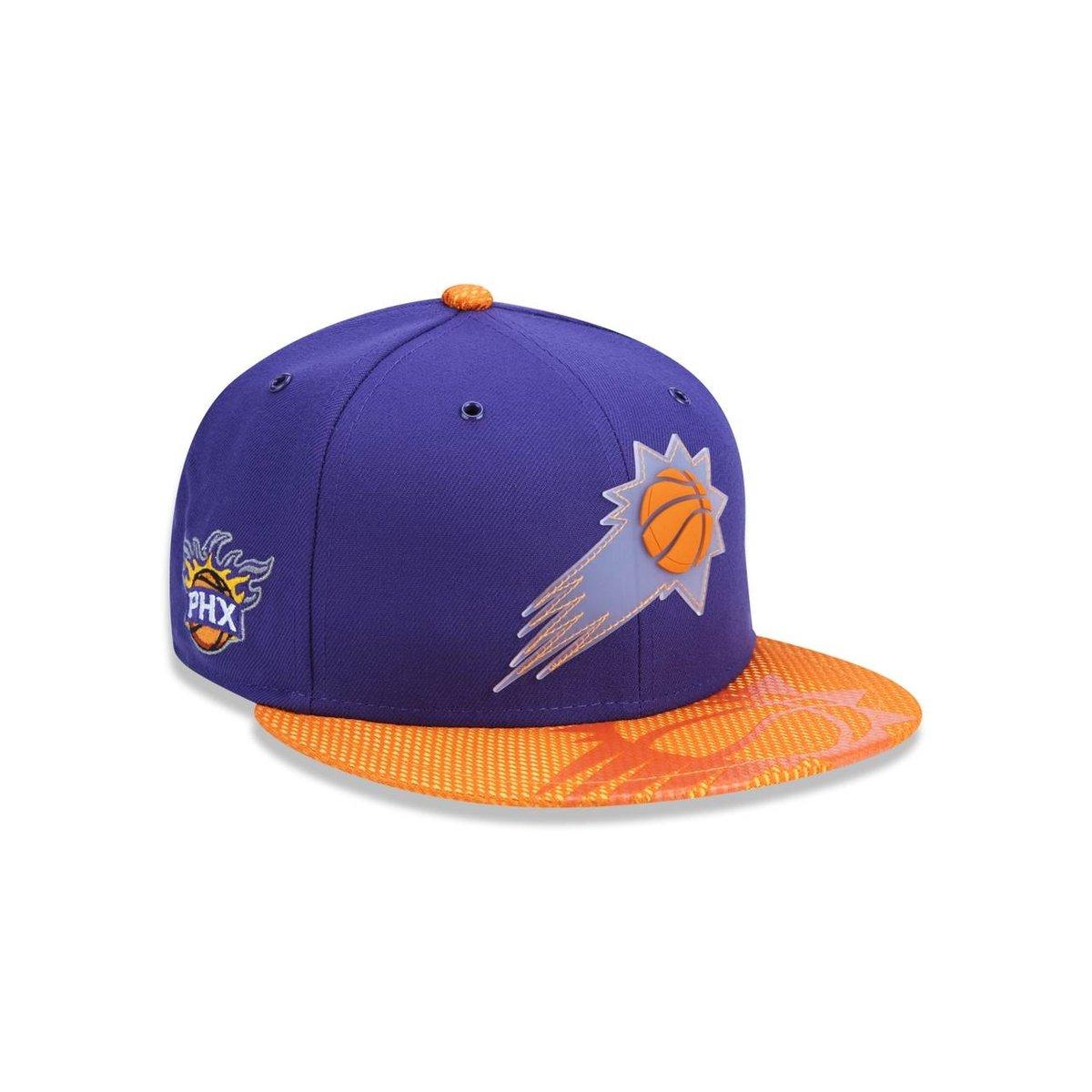 Boné 950 Phoenix Suns NBA Aba Reta New Era - Roxo - Compre Agora ... 96404354569