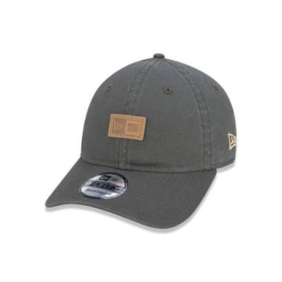 Boné 9Forty Strapback Aba Curva Patch New Era