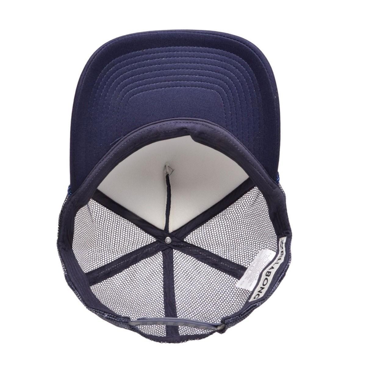 Boné Billabong Snap Podium Truck - Azul - Compre Agora  60a0fe77eb6