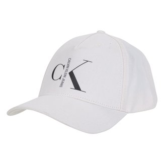 Boné Calvin Klein Aba Curva Strapback Masculino