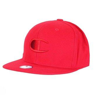 Boné Champion Snapback BB Big C Hat Aba Reta