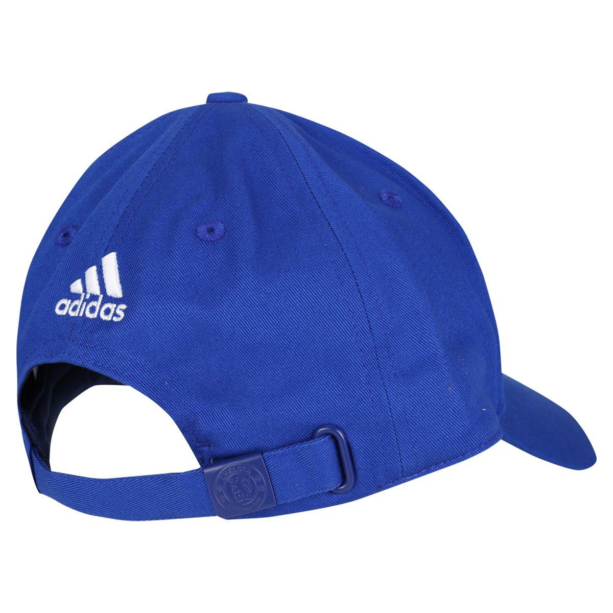 602ef01d56 Boné Chelsea Adidas Aba Curva 3S - Compre Agora