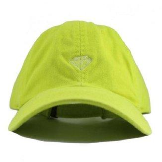 Boné Diamond Micro Brilliant Dad Hat Safety Masculino