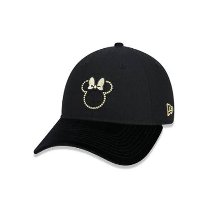 Bone Feminino 9Twenty Minie Mouse Walt Disney New Era