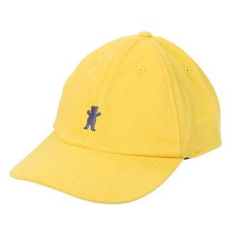 Boné Grizzly Aba Curva Strapback Og Bear Dad Hat