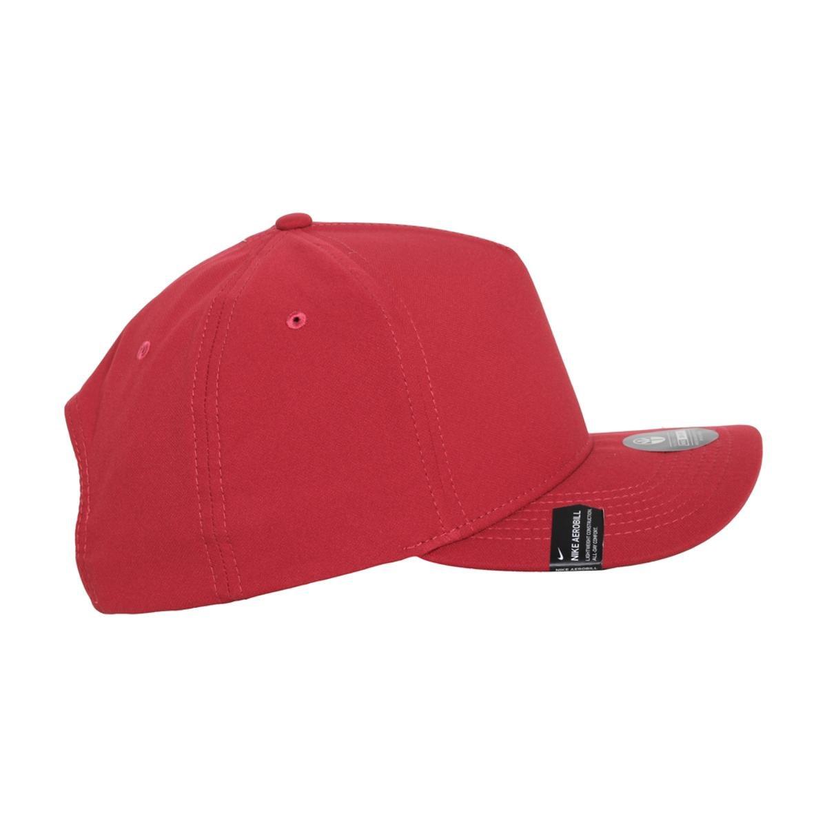 Boné Hurley Dri-Fit - Vermelho - Compre Agora  1676e498670