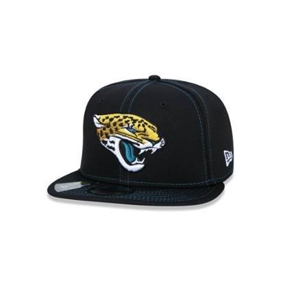 Bone New Era 950 Jacksonville Jaguars Aba Reta