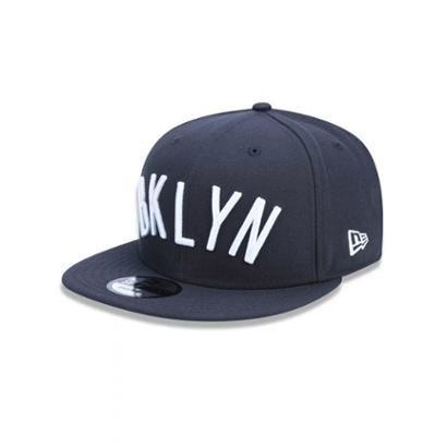 Boné New Era Aba Reta 950 Brooklyn Nets