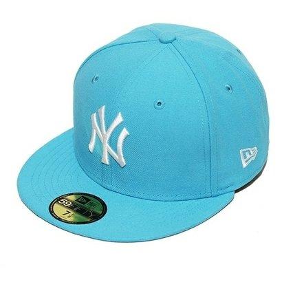 Boné New Era Aba Reta Fechado Mlb Ny Yankees Basic - New Era - Zattini BR 785ddac1f68