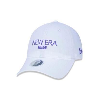 Boné New Era Golf Aba Curva Strapback