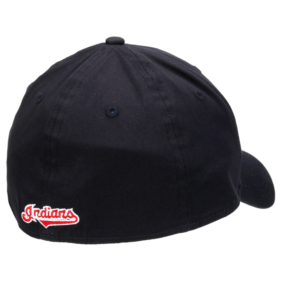 Boné New Era MLB 3930 Hc Team Color Cleveland Indians Otc - Marinho ... 5bb47c09b99