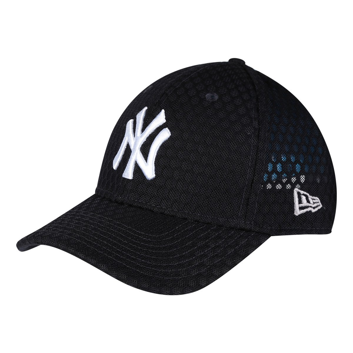 Boné New Era MLB New York Yankees Aba Curva 940 Sn Hc Quickturn - Compre  Agora  322352f5769