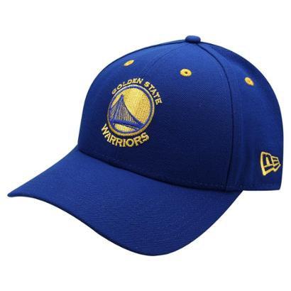 Boné New Era NBA 940 Hc Sn Official Golden State Warriors