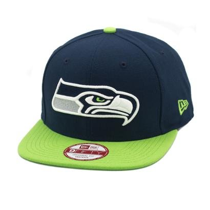 Boné New Era Snapback Original Fit Seattle Seahawks - NFL