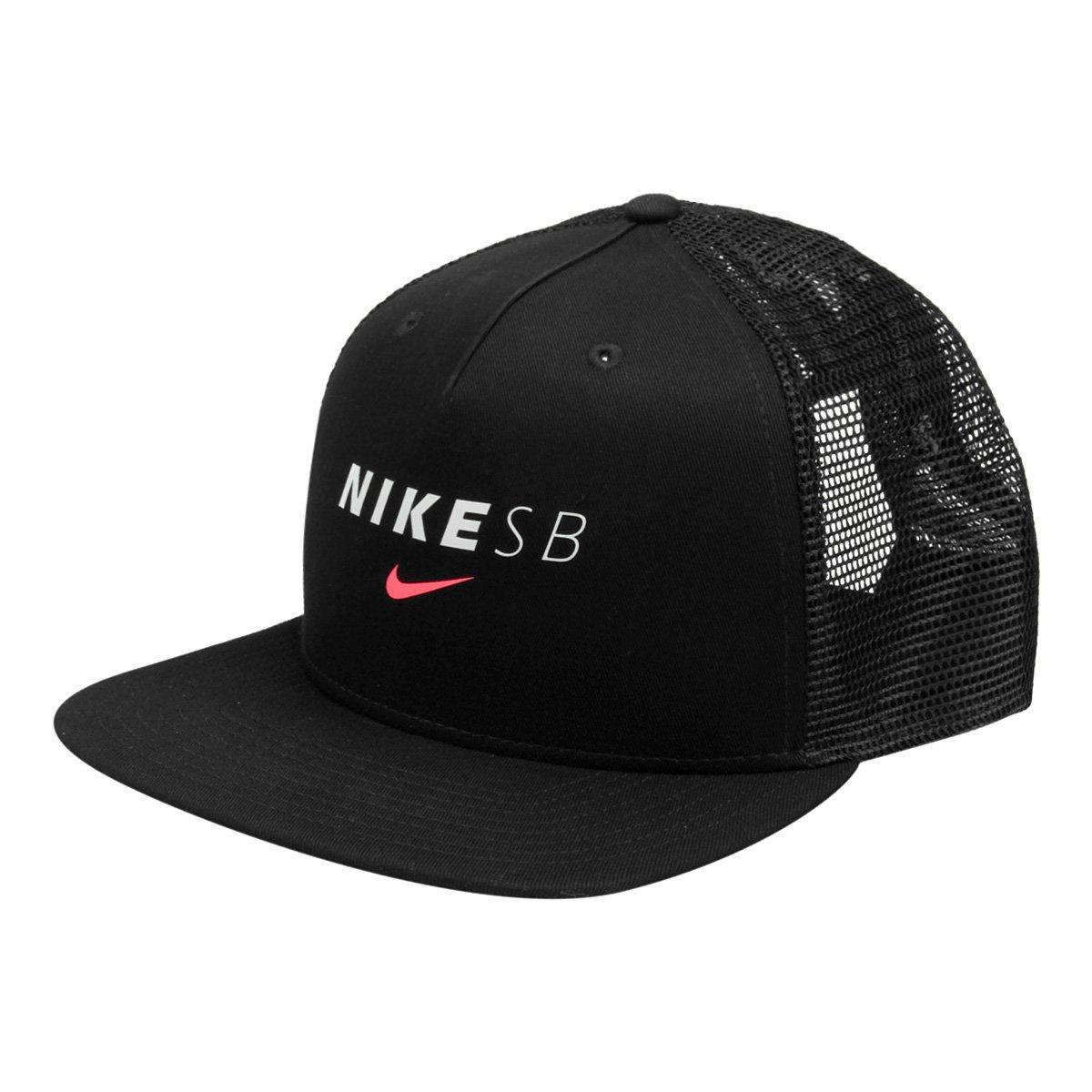Boné Nike Aba Reta U Pro Scrn Prt Trucker - Compre Agora  8c51ba5f60032