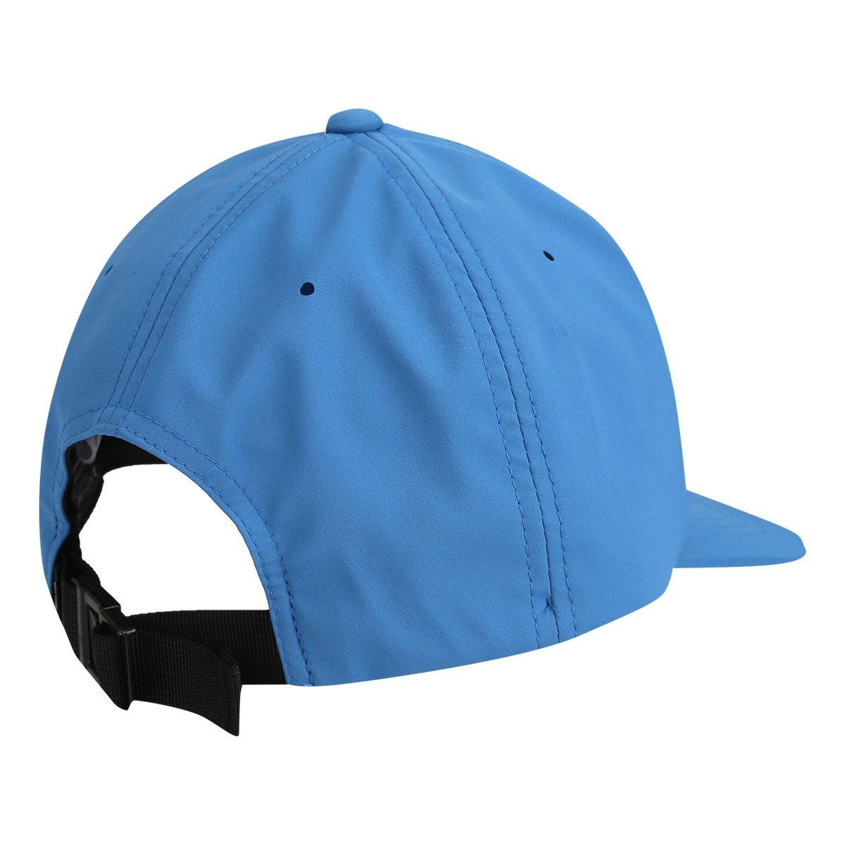Boné Oakley Aba Curva Lower Tech 110 Masculino - Azul - Compre Agora ... 14d6a4cc73cd1