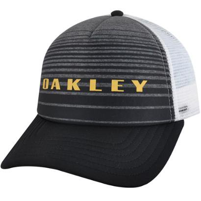 Boné Oakley Striped Bark Trucker