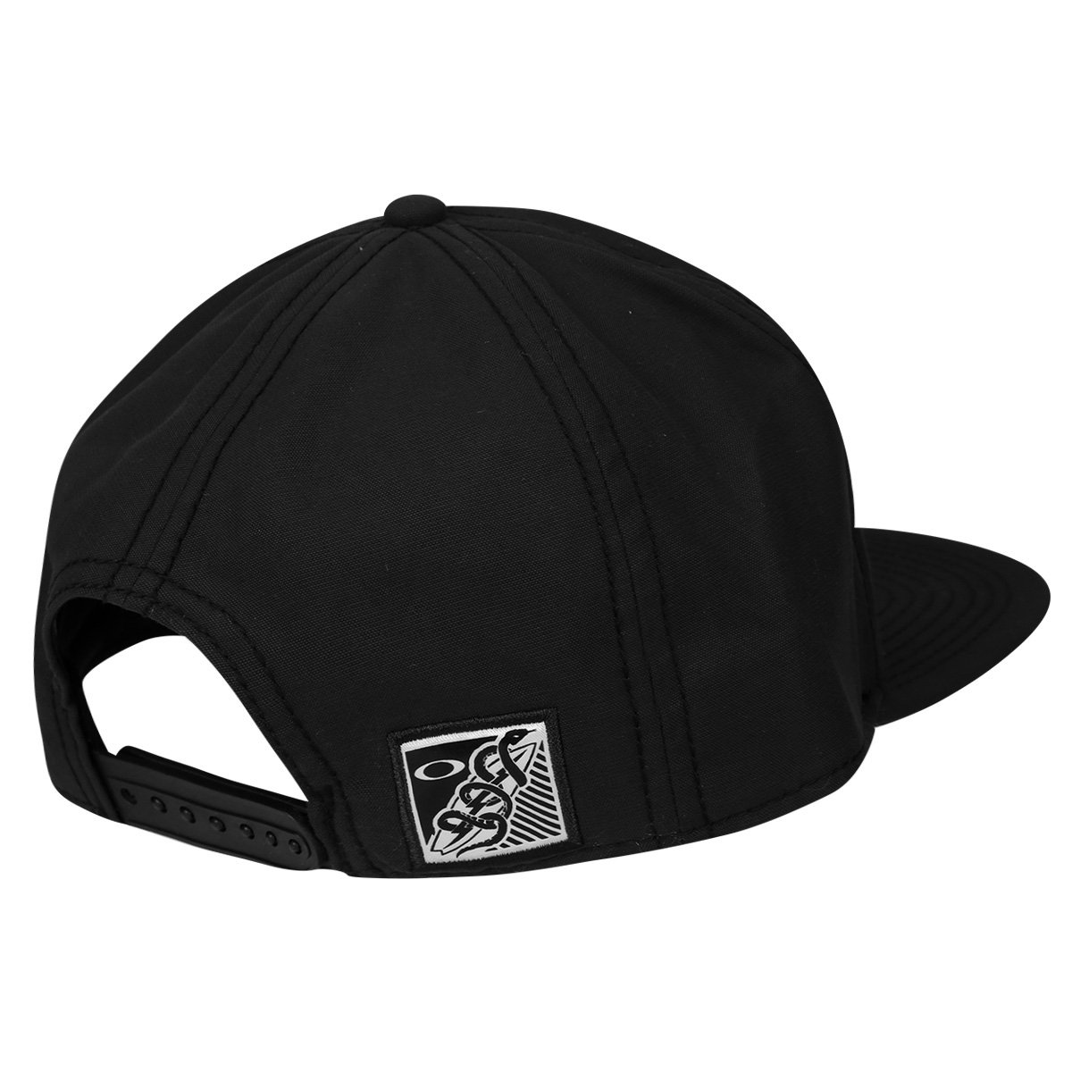 Boné Oakley The Point Hat - Preto - Compre Agora  c37c7849972