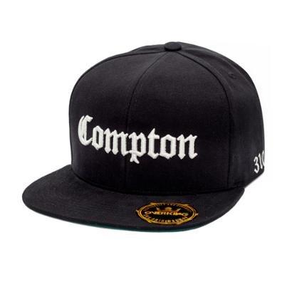 Boné Overking Aba Reta Snapback Compton