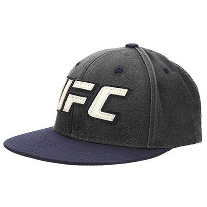 Boné Reebok U UFC Flat Visor Flex