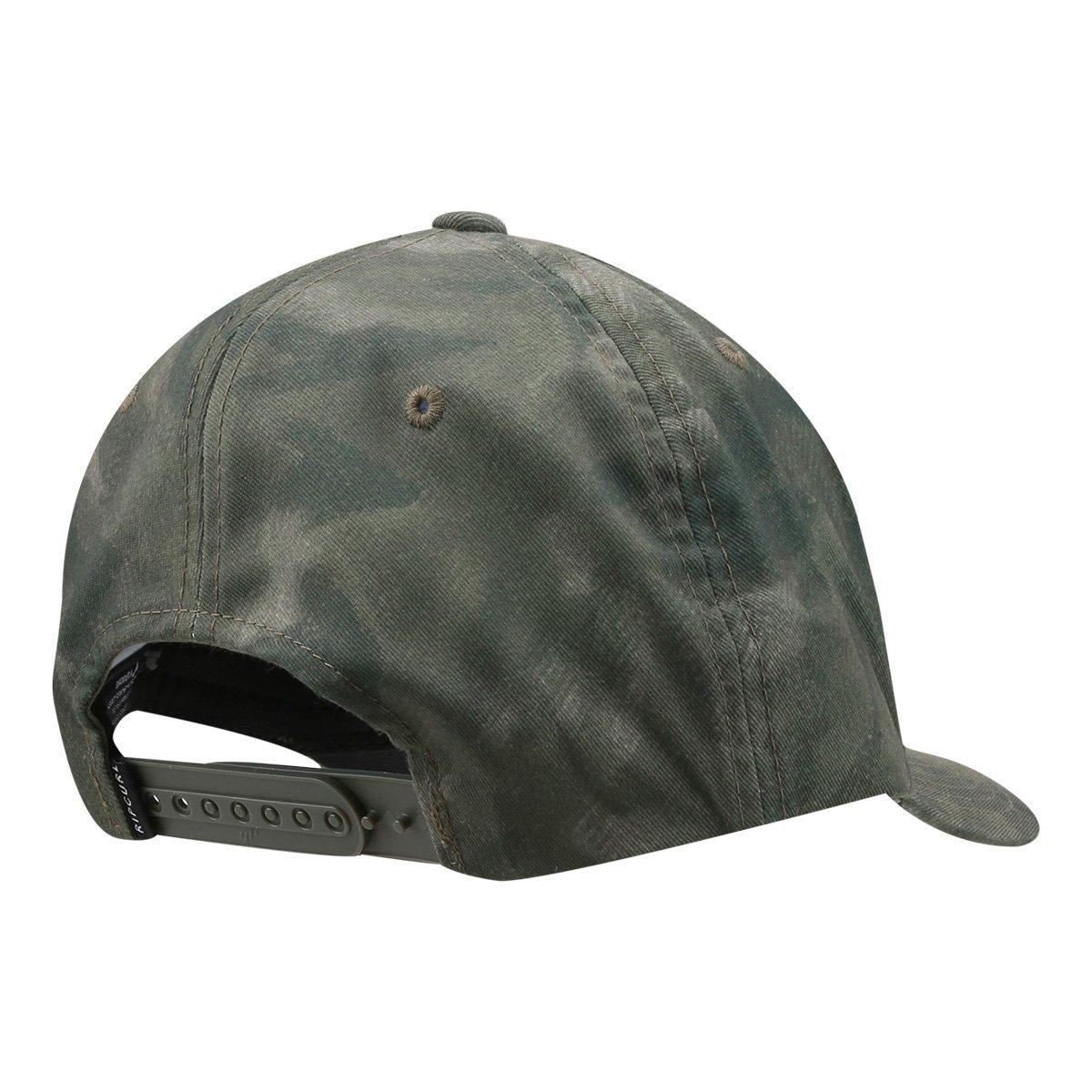 Boné Rip Curl Gabe Snapback - Verde Militar - Compre Agora  7f26a5e08f0