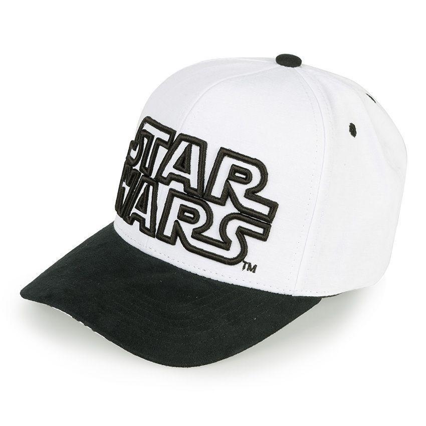 498ba759ec61a Boné Star Wars Stormtrooper  Boné Star Wars Stormtrooper ...