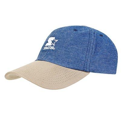 Boné Starter Dad Hat Strap Aba Curva