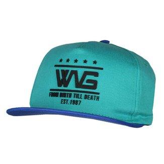 Boné Wg Snap Back Riders - Verde Wg