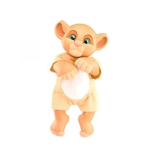 Boneca Amor de Filhote Nala Baby