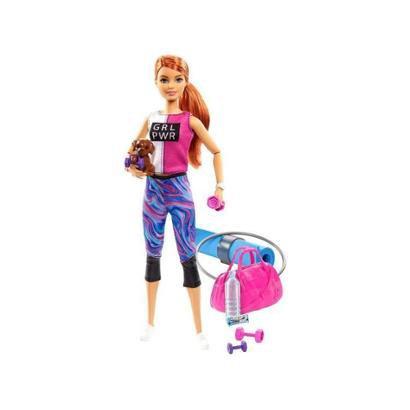 Boneca Barbie Dia de Spa com Acessórios