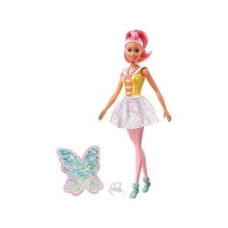 Boneca Barbie Fada Dreamtopia com Acessórios