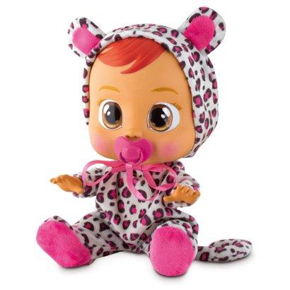 Boneca Bebê com Mecanismo - Crybabies - Leo - Multikids
