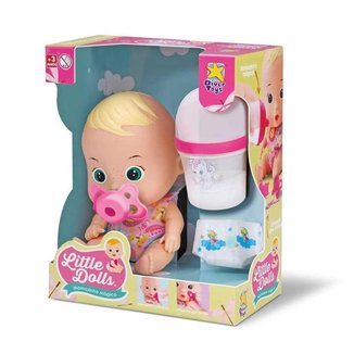 Boneca Little Dolls Mamazinho Mágico Divertoys Re