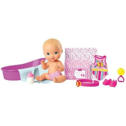 Boneca Little Mommy com Acessórios