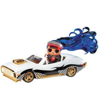 Boneca LOL Surprise RC Wheels com Acessórios