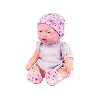 Boneca Sweet Reborn Primeira Vacina Acessórios
