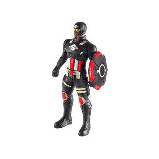Boneco BS Soldier Dark War - Bs Toys Brinquedo