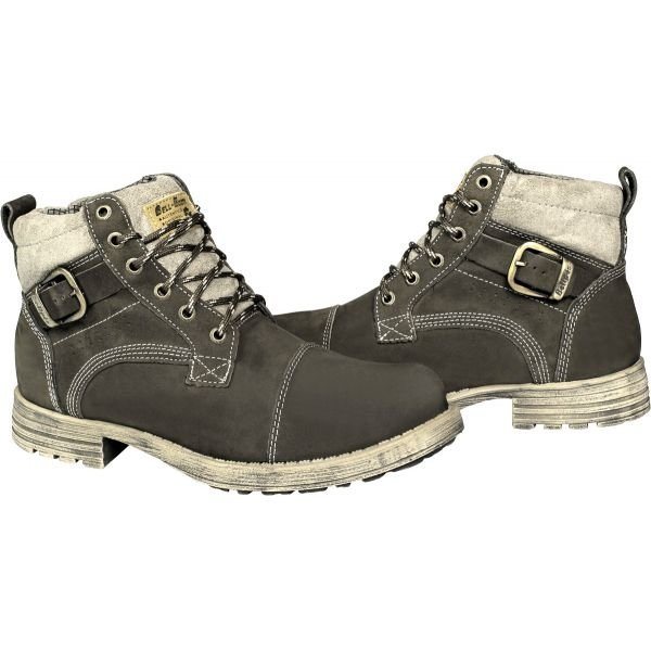 Bota Adventure Bell Boots City - Cinza